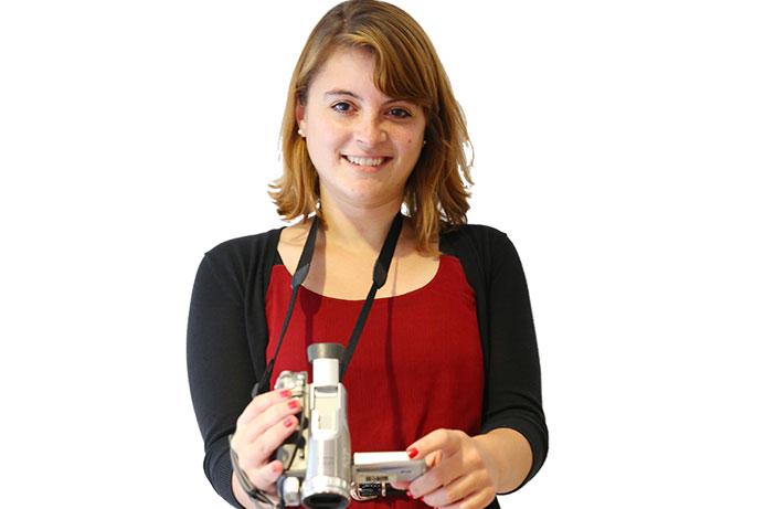 Sarah Kerr, Program Assistant