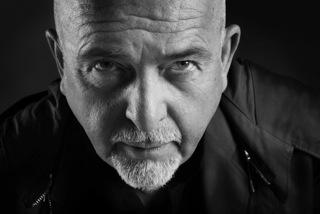 Peter Gabriel. Photo copyright Michele Turriani