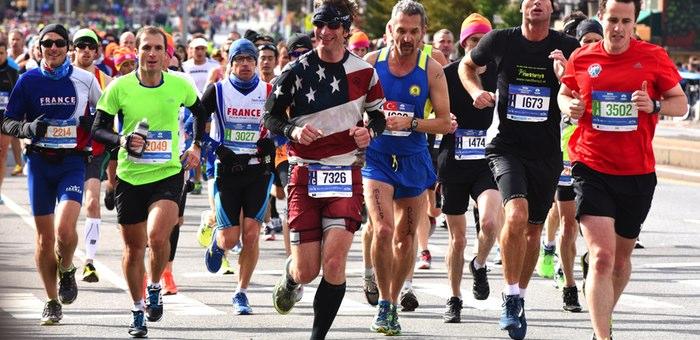 Run marathon with WITNESS