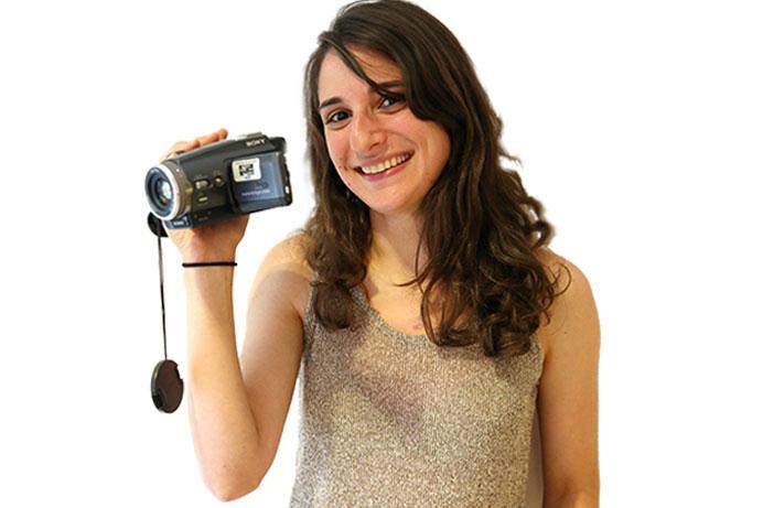 Alexandra Zaretsky, External Relations Assistant