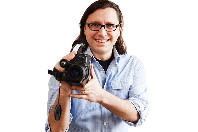 Martin Tzanev, Video Technology Specialist