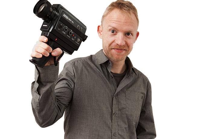 Ryan Kautz, Senior Video Producer and Editor