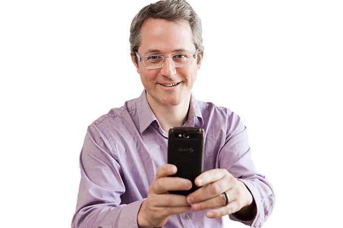 Sam Gregory, Program Director
