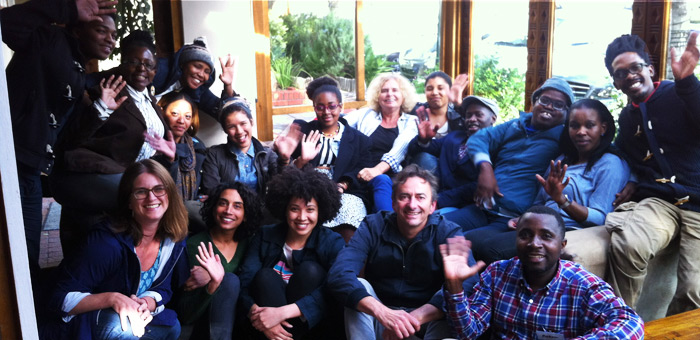 2014 South Africa GBV Training