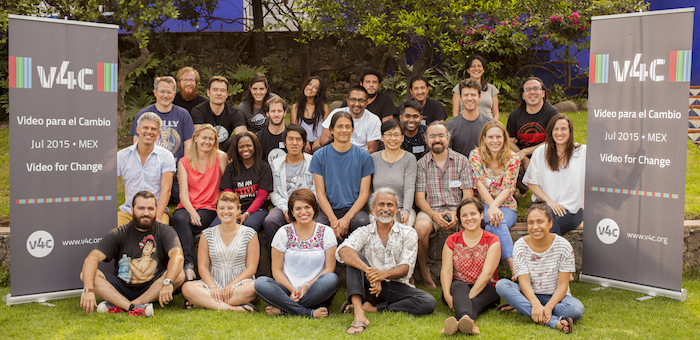 V4C Global Convening - Mexico July 2015 Full Group