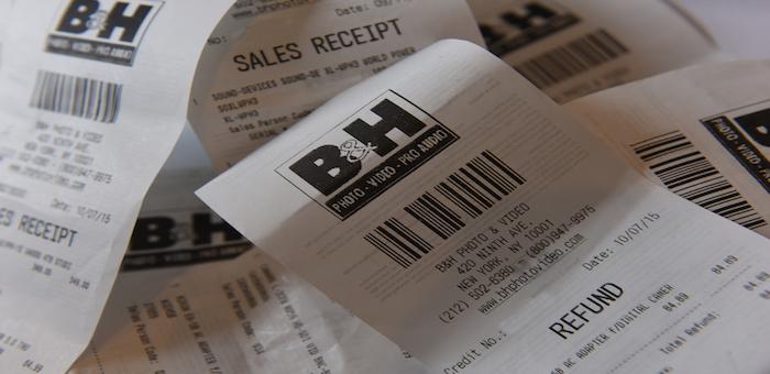 BandH_receipts